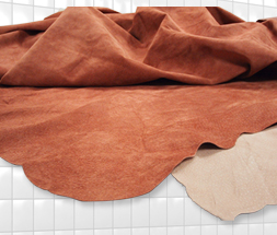 Leather for Foot Orthotics