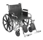 Sentra EC HD Wheelchair