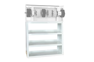 Shelved Stand for B6B Polisher