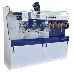 Landis S-2000 Max Shoe Machine